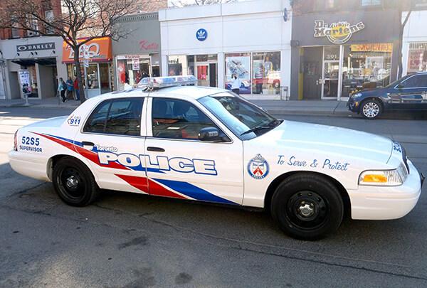 The Toronto Police Car Design Dilemma Akendi Ux Blog