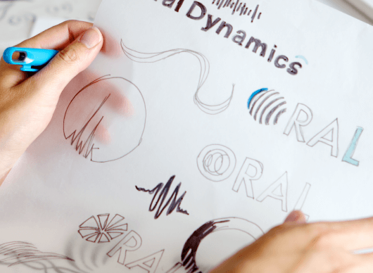 Akendi brand identity designers