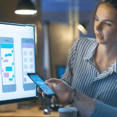 Akendi front end mobile app development