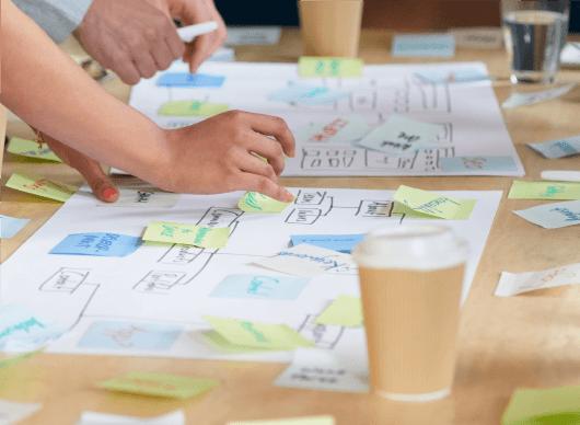 Akendi service journey mapping