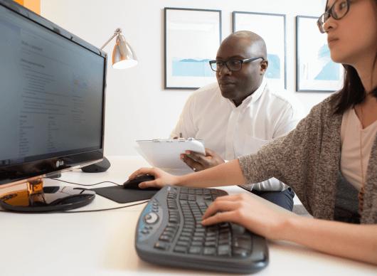 Akendi web usability testing